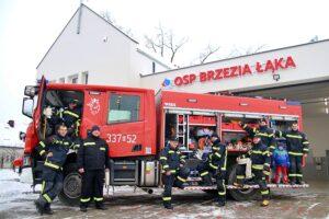 Strażacy z Brzeziej są TOP!