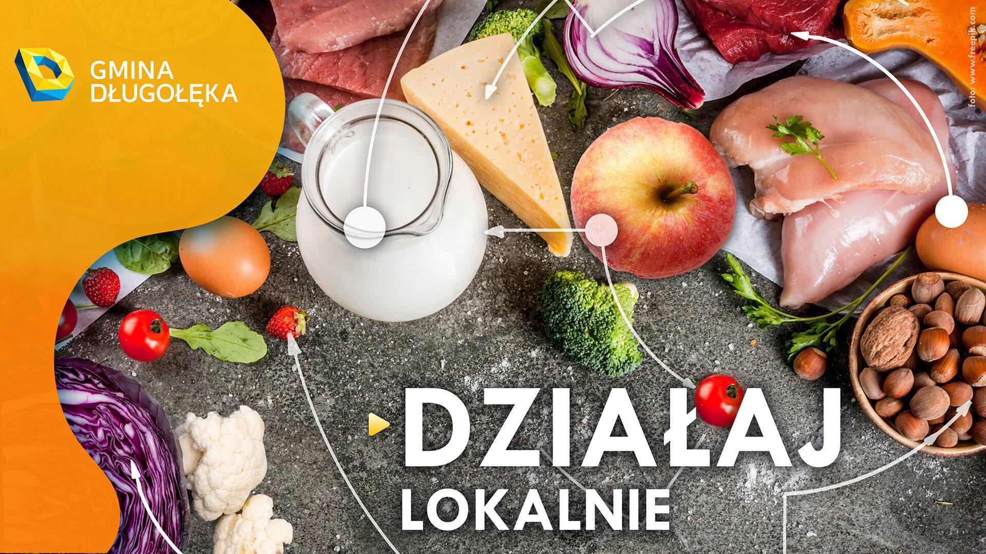 Letni Jarmark Lokalnych Smakołyków – org. Urząd Gminy Długołęka