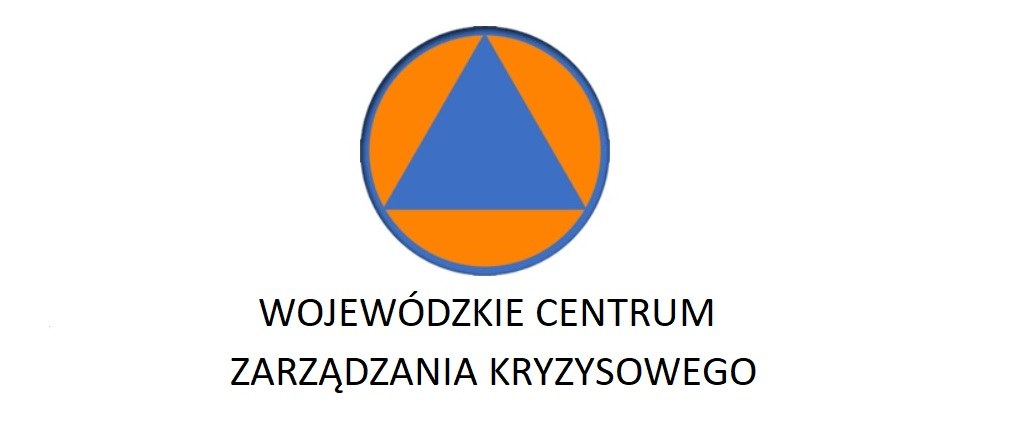 Logo Wojewódzkiego Centrum Zarządzania Kryzysowego