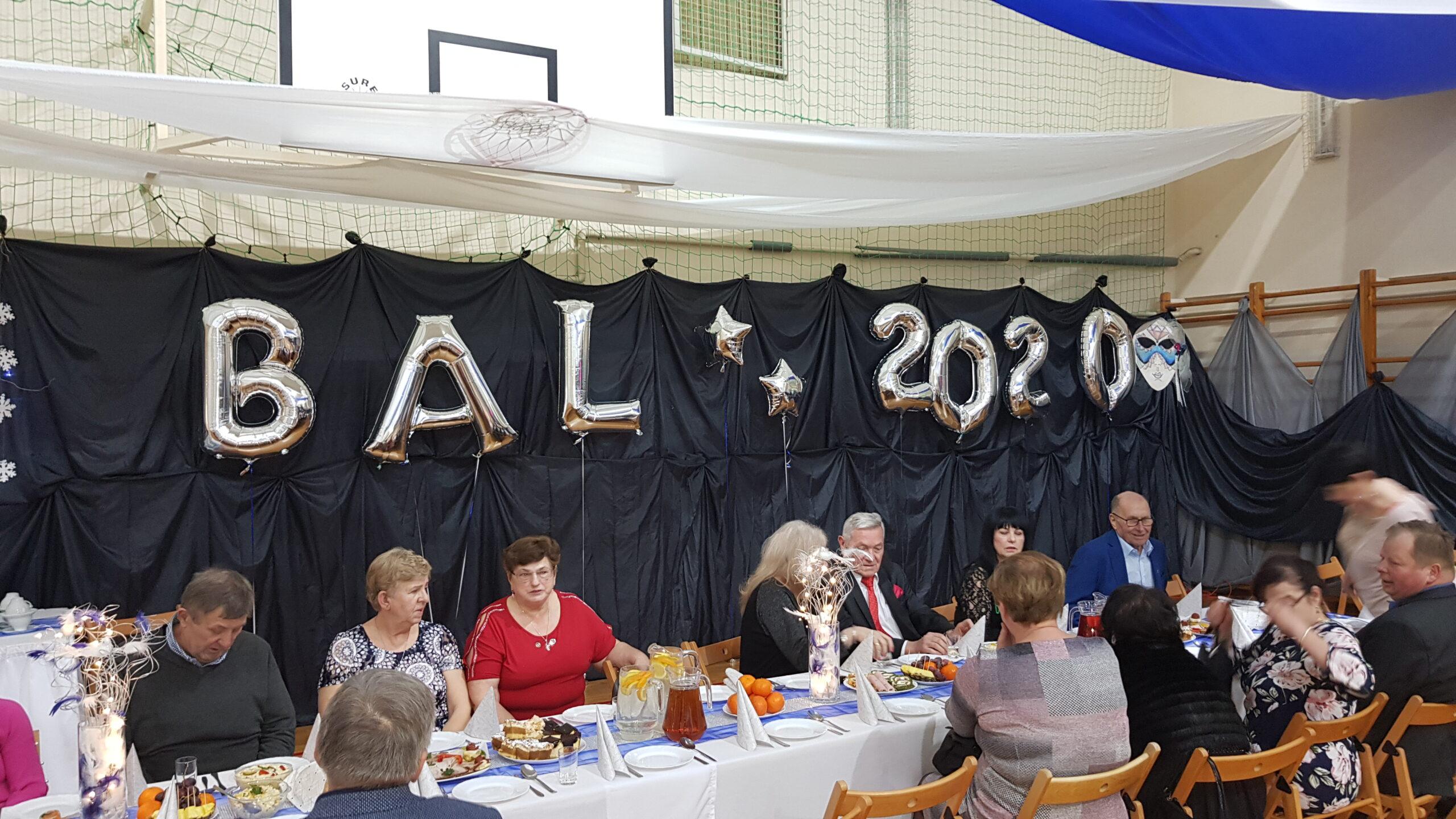 Bal Seniora w Kiełczowie 2020
