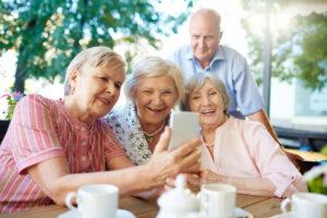 Bezpieczeństwo seniorów