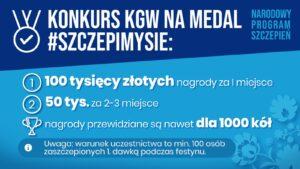 Program #SzczepimySię dla KGW